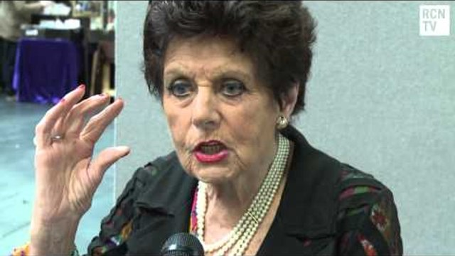 Bond Girl Eunice Gayson Interview - Dr No and From Russia With Love