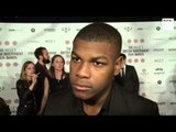 John Boyega Interview - Half of a Yellow Sun & Attack The Block Sequel
