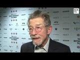 John Hurt Interview - Independent Cinema & Only Lovers Left Alive