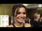 Samantha Barks Interview - Les Miserables, Eponine & Awards Nominations