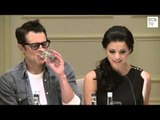 Johnny Knoxville & Jaimie Alexander Interview - The Last Stand Premiere Press Conference