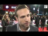Rafe Spall Interview - Life of Pi & Wedding Dancing - I Give It A Year European Premiere