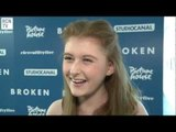 Faye Daveney Interview Broken Premeire