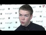 Will Poulter Interview - First Light Awards 2013