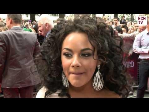 Chelsee Healey Interview - Hummingbird World Premiere
