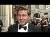 Downton Abbey Allen Leech Interview - Aston Martin Centenary Party