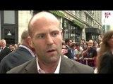 Jason Statham Interview Hummingbird World Premiere