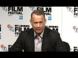 Tom Hanks Interview Captain Phillips European Premiere