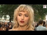 Imogen Poots Interview Filth Premiere