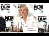 Emma Thompson Interview - Nanny McPhee vs Mary Poppins