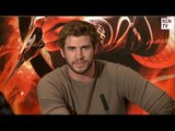 Liam Hemsworth Interview Hunger Games Catching Fire Premiere