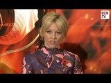 Elizabeth Banks Interview - Effie Trinket - Hunger Games Catching Fire Premiere