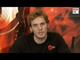 Sam Claflin Interview - Finnick Odair - Hunger Games Catching Fire Premiere