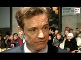 Colin Firth Interview The Railway Man Premiere