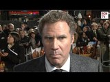 Will Ferrell Interview Anchorman 2 The Legend Continues Premiere