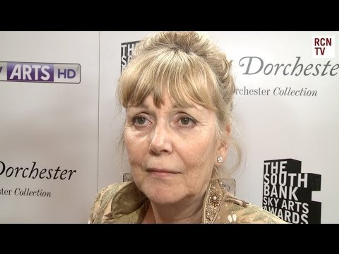 Kate Atkinson Interview - Life After Life - South Bank Sky Arts Awards 2013
