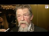 John Hurt Interview - Doctor Who, Only Lovers Left Alive, Snowpiercer & Hercules
