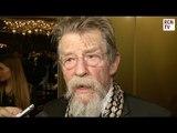 John Hurt Interview - Doctor Who, Only Lovers Left Alive, Snowpiercer & Hercules