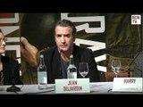 Jean Dujardin Interview - The Artist & John Goodman