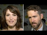 The Voices Premiere - Ryan Reynolds & Gemma Arterton Interviews