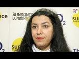 The Voices Director Interview - Ryan Reynolds, Gemma Arterton - Sundance London 2014