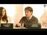 Godzilla Nuclear Moral - Gareth Edwards Interview - Godzilla European Premiere