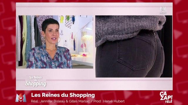 Cristina Cordula surprise par la tenue osée d'une candidate des Reines du shopping