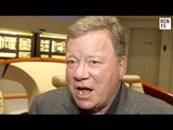 William Shatner Interview - Destination Star Trek & Star Trek 3