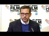 Steve Carell Interview - Dark Characters -  Foxcatcher Premiere