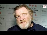 Brendan Gleeson Interview -  Best Actor Calvary - British Independent Film Awards 2014