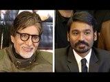 Shamitabh Press Conference - Amitabh Bachchan, Dhanush, Akshara Hassan