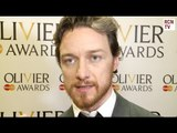 James McAvoy Interview - Olivier Awards 2015