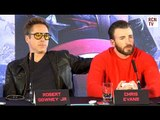 Avengers Age of Ultron Cast Reveal Role Models