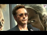 Avengers Age Of Ultron Cast At European Premiere