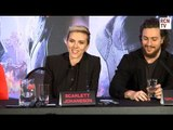 Scarlett Johansson Interview - Black Widow Movie & Avengers Age Of Ultron