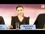 Rooney Mara Interview Pan Premiere