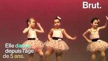 Par la danse, elle brise tous les stéréotypes