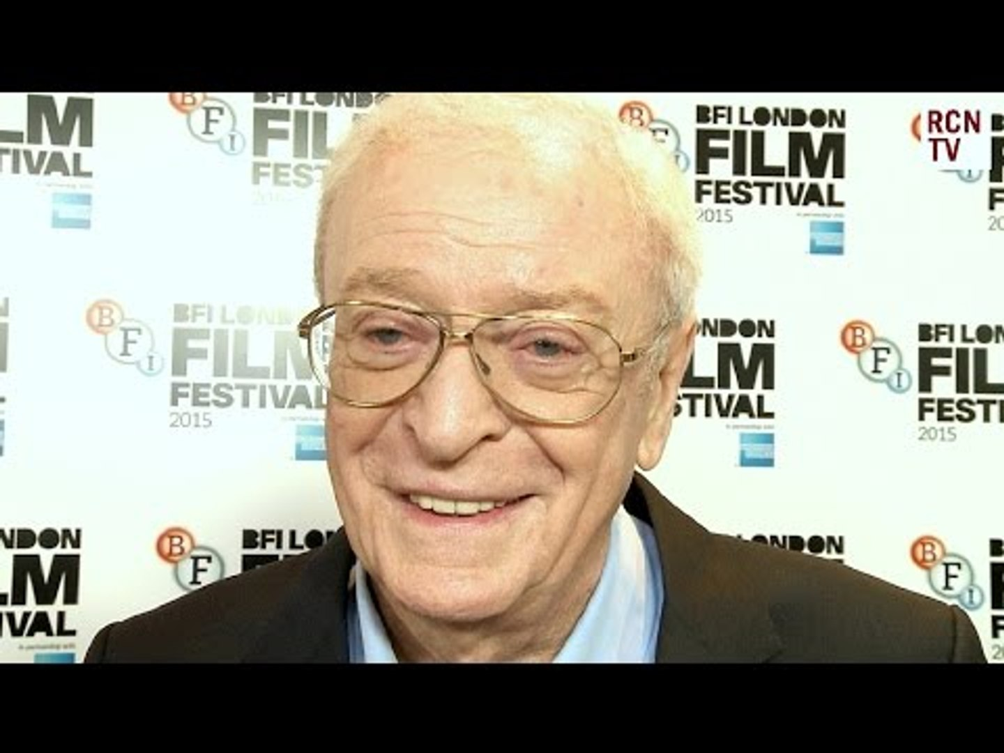 Michael Caine Interview Youth Premiere