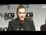 Kate Winslet Interview Steve Jobs Premiere