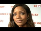 Naomie Harris On Working With Damian Lewis