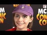 Arrow Willa Holland & Katrina Law Interview Comic Con 2016