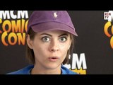 Willa Holland On Arrow Losing Lance Sisters