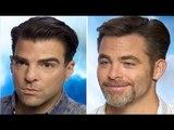 Star Trek Beyond Premiere Interviews