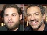 Jonah Hill & Todd Phillips Interview War Dogs Premiere