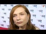 Isabelle Huppert Interview Elle Premiere