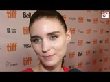 Rooney Mara Interview Lion Premiere