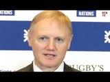 Ireland Joe Schmidt Interview New Zealand Coaching Talents