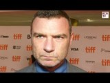 Liev Schreiber Interview The Bleeder Premiere