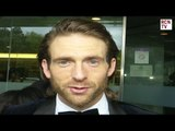 Craig McGinlay Interview - Charlie Hunnam & Jude Law Praise