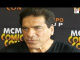Lou Ferrigno Interview - Missing Out On Gladiator